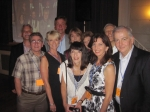 40th reunion; Holmes School group